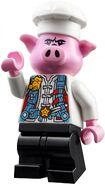 Pigsy Minifigure (80022)
