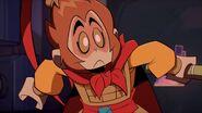 Au Monkey King Notices that MK Left