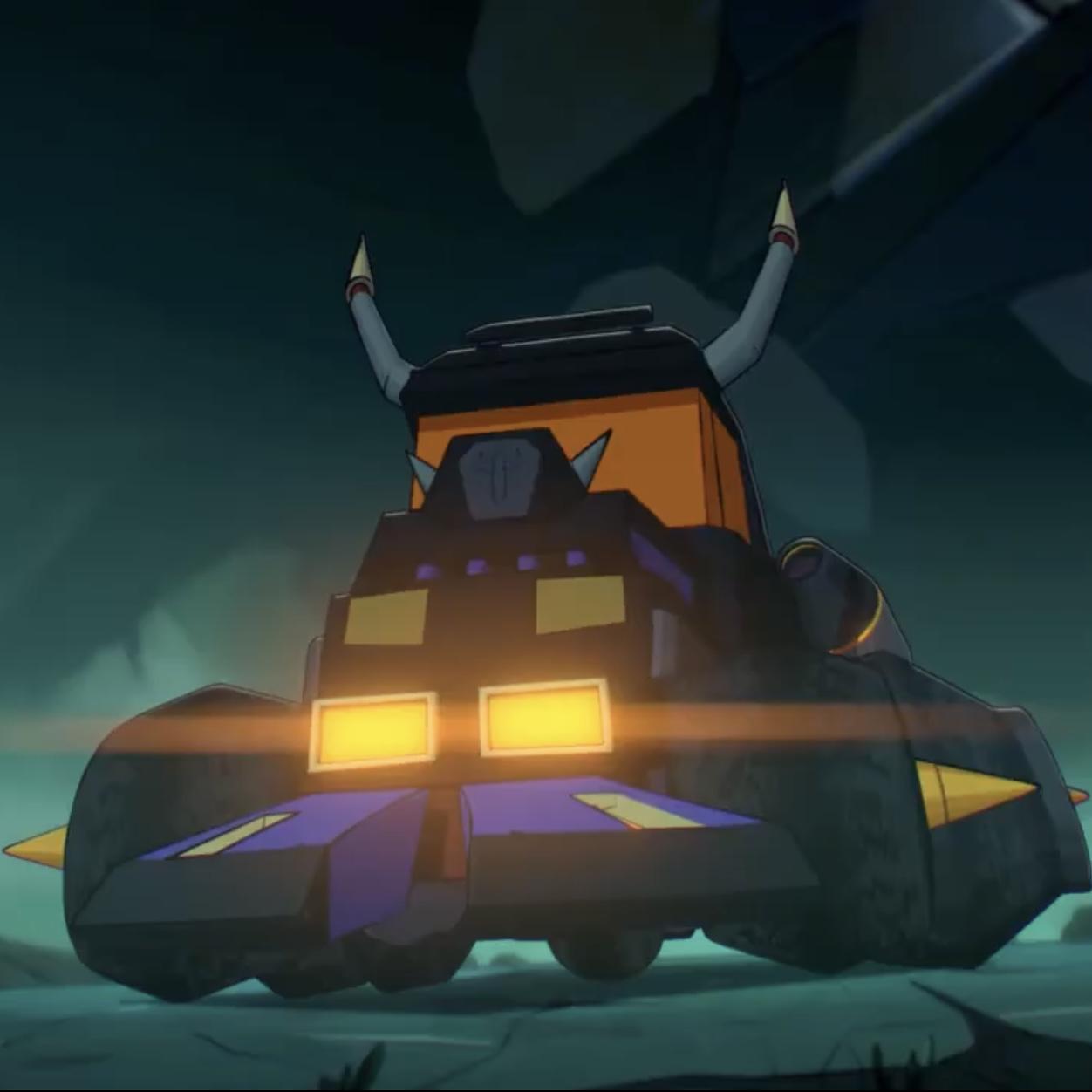 Inferno Truck