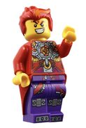 Red Son Minifigure 2