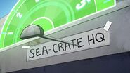 Sea-Crate HQ Elevator