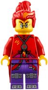 Red Son Minifigure 1