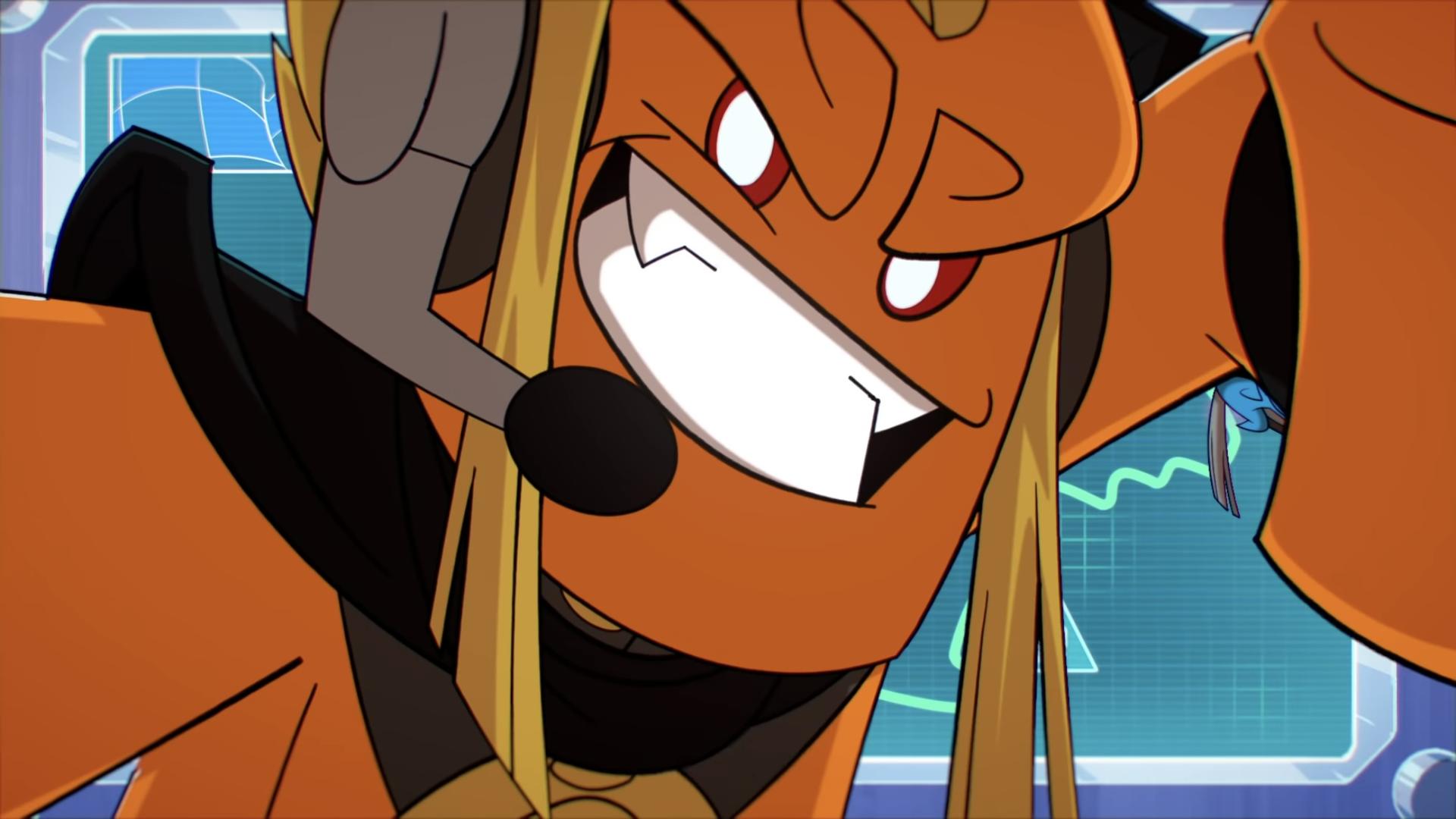 Gold Horn Demon