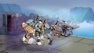 80025 Sandy's Power Loader Mech box art