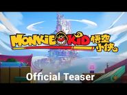 LEGO Monkie Kid TEASER trailer