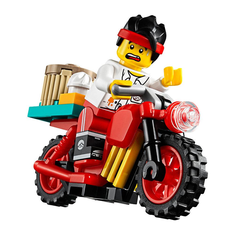 MK's Delivery Bike