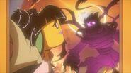 Mei & Smoke Monster