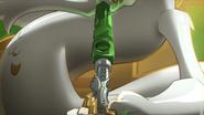 Jade Dragon Sword
