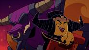 Demon Bull King and Princess Iron Fan