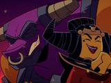 Princess Iron Fan/Relationships