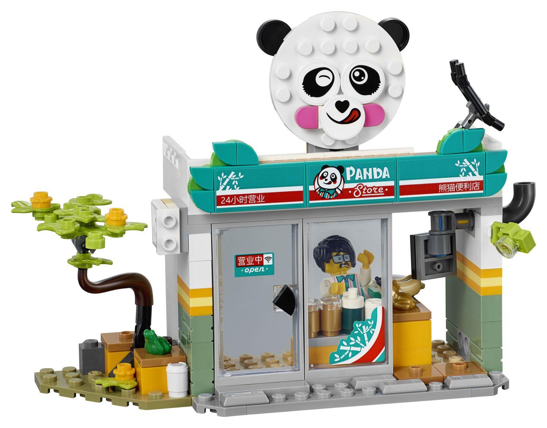 Speedy Panda