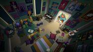 Mei's bedroom