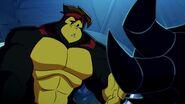 MK as a gorilla