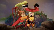 MK and Monkey King