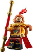 Battle Monkey King Minifigure (80024)