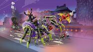 80022 Spider Queen's Arachnoid Base box art