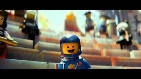 The Lego© Movie - Zwiastun 1 PL (polski dubbing)