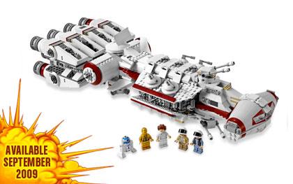 10198 Tantive Iv Lego Star Wars Wiki Fandom