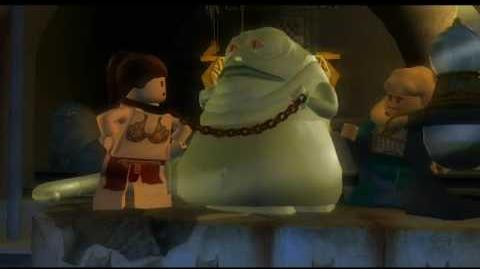 Lego Star Wars II Cutscenes Part 3