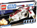 7676 Republic Gunship