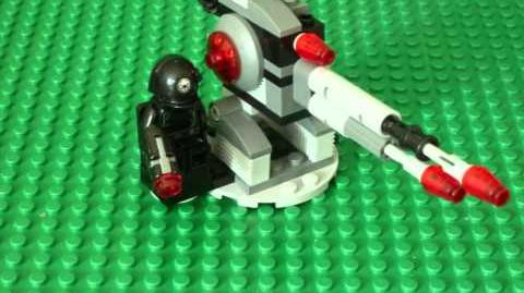 LEGO STAR WARS LEGO 75034 death star troopers