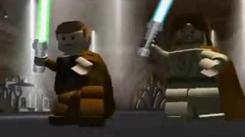 Lego Star Wars The Video Game Trailer