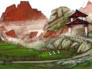 Forbidden valley