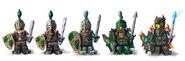 Dragon knight progression