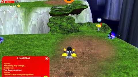 LEGO Universe DEV Walkthrough - Unreleased Version - Part 35 - Test400