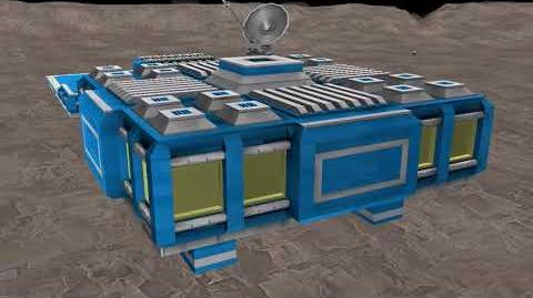 LEGO Universe - ateam2 (Moonbase Prototype)