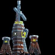 Env won gnar watchtowers