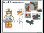 Rocket Scientist 1