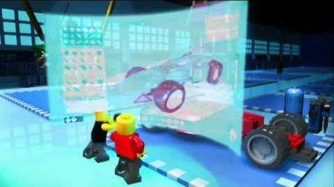 LEGO Universe Trailer HD