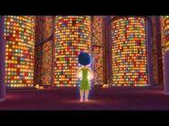 Vice-Versa - Extrait - La mémoire à long terme I Disney