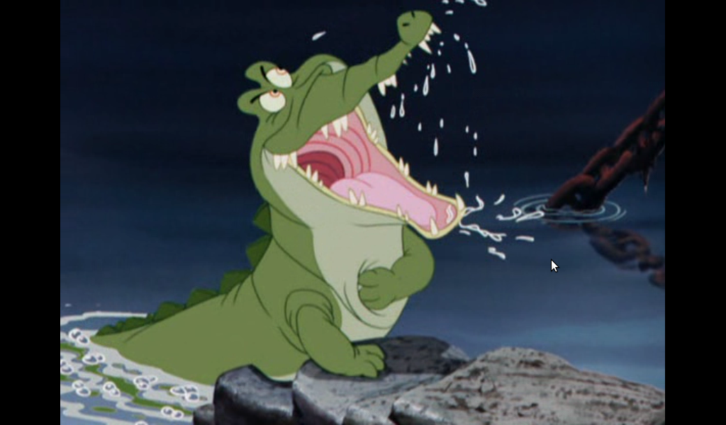 Crocodile (Peter Pan)