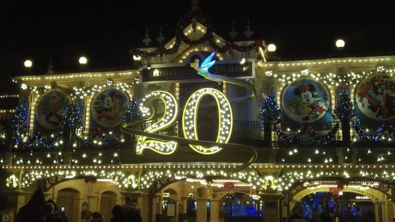 20 ans (Disneyland Paris)