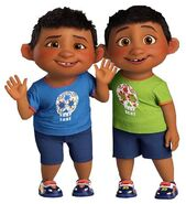 Benny et Manny Rivera
