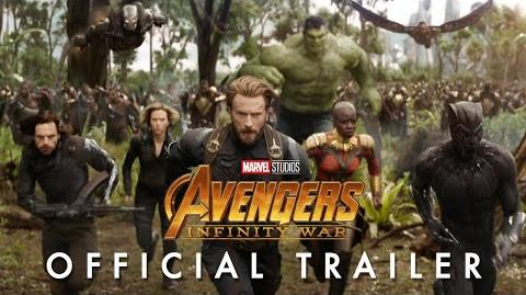 Avengers Infinity War - Trailer 1 VO