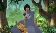 Baloo connait une cachette