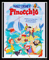 Pinocchio 1978fr Re-Release Poster