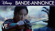 Mulan (2020) - Nouvelle bande-annonce (VF) - Disney