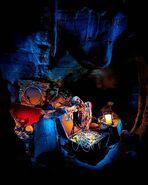 Adventure Isle Paris Skeleton Cave