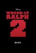 Wreck-It Ralph 2 2018 Poster
