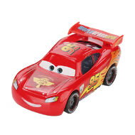 Flash McQueen figurine World Grand Prix