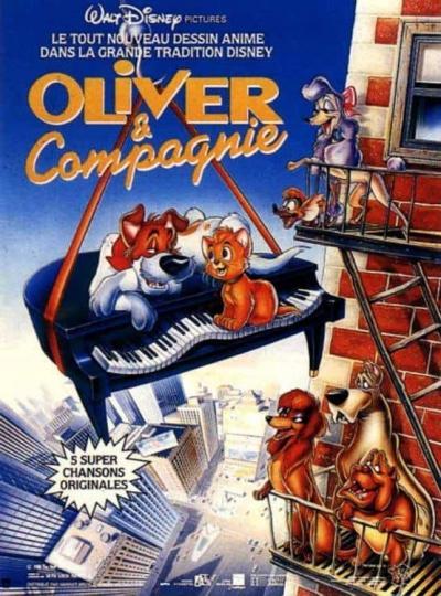 Oliver et Compagnie (film)