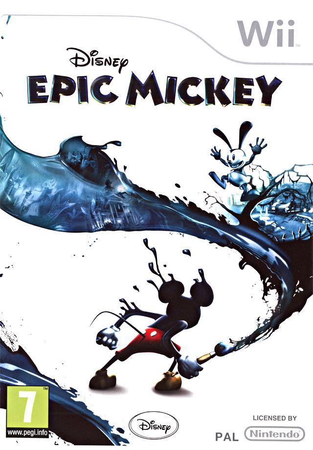 Epic Mickey (jeu vidéo)