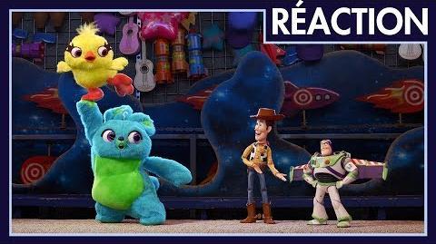 Toy Story 4 - Réaction à la bande-annonce