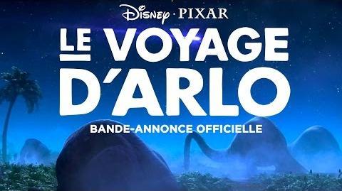 LE VOYAGE D'ARLO Bande-Annonce VF Disney Be