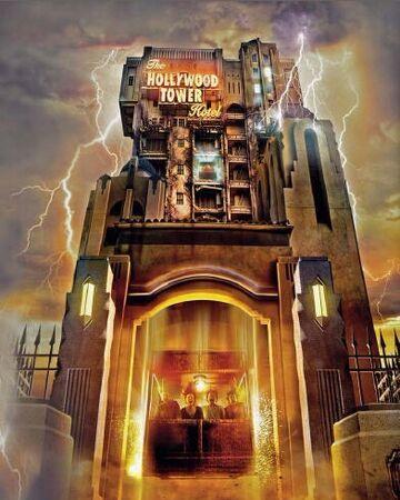 The Twilight Zone Tower Of Terror Disney Wiki Fandom