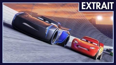 Cars 3 - Extrait Nouvelle génération
